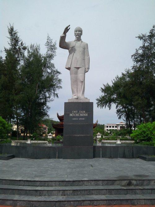 Ho-Chi-Minh-monument